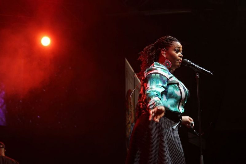 Jill Scott, 2013 Cape Town International Jazz Festival