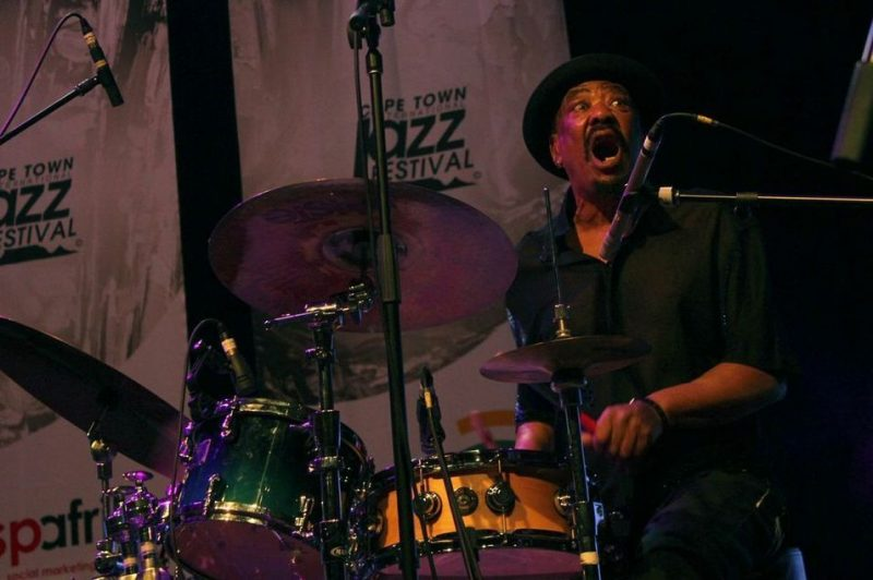 Louis Moholo, 2013 Cape Town International Jazz Festival