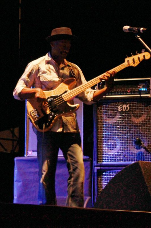 Marcus Miller pays tribute to Miles at Umbria Jazz 2011