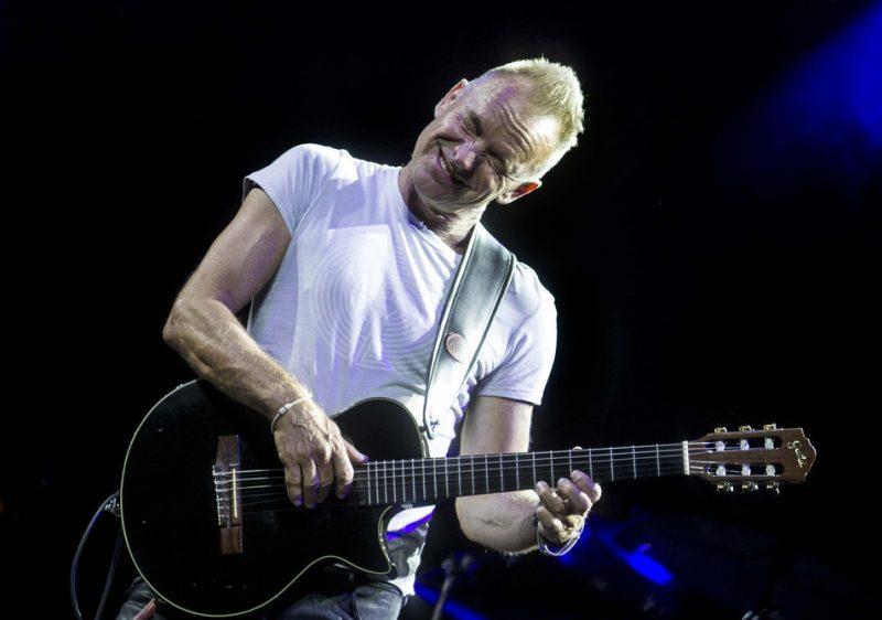 Sting, Umbria Jazz Festival 2012