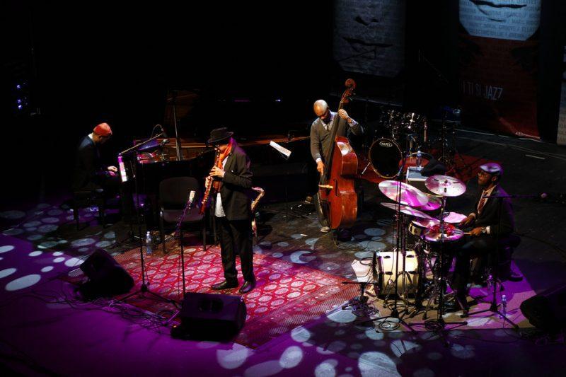 Jason Moran, Charles Lloyd, Reuben Rogers, Eric Harland, Belgrade Jazz Festival, Oct. 2011