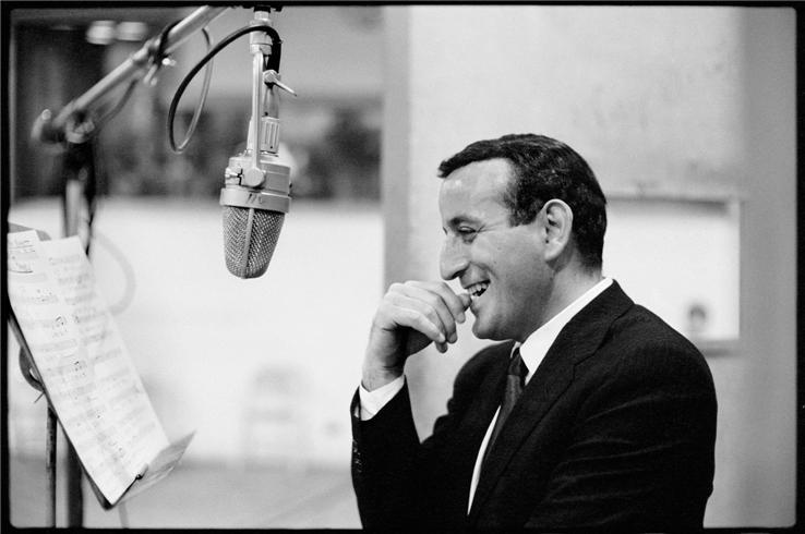 Tony Bennett in the early '60s