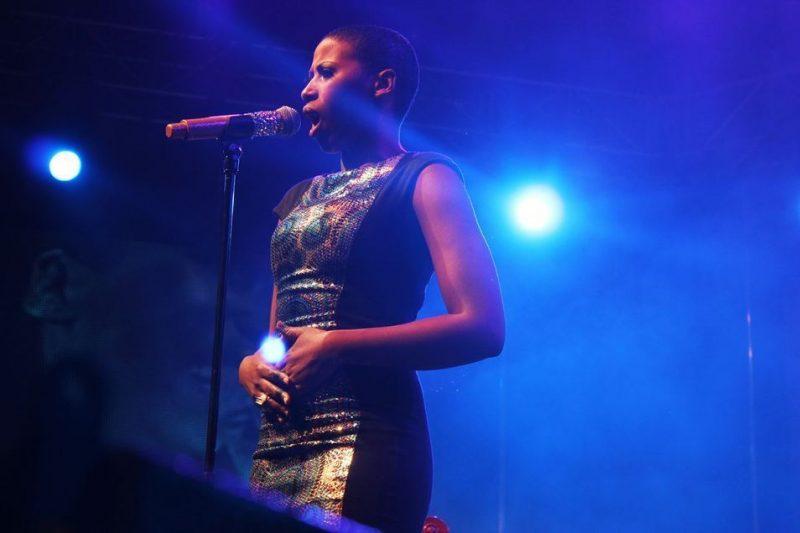 Zonke, 2013 Cape Town International Jazz Festival