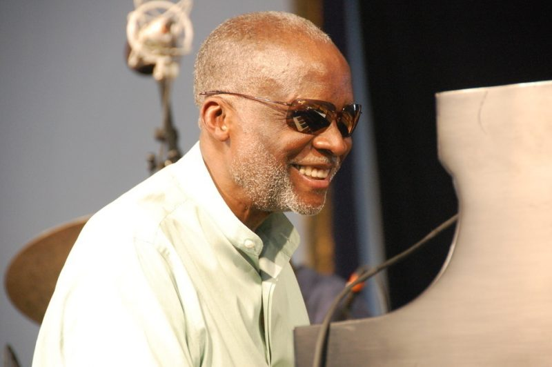 Ahmad Jamal at the 2011 New Orleans Jazz & Heritage Festival