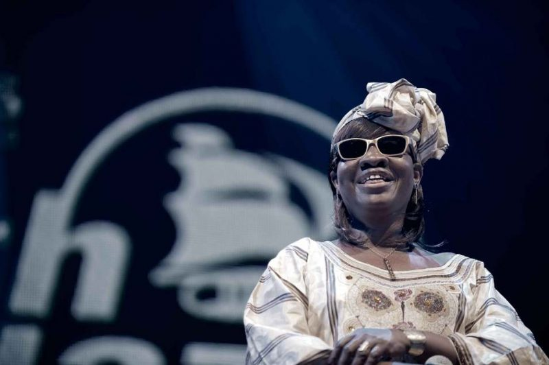 Amadou & Mariam at North Sea Jazz 2011