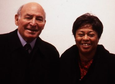 Jazz & Heritage Center to be Named for George & Joyce Wein