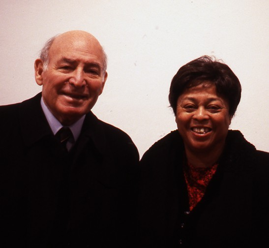 George and Joyce Wein
