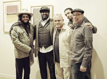 Blue Note Signs Vocalist Gregory Porter