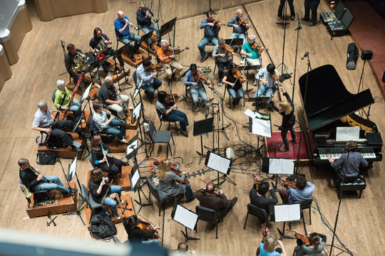 Maria Schneider and the St. Paul Chamber Orchestra, 2012