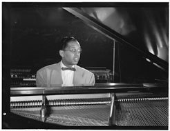 Dr. Billy Taylor, New York City circa 1947