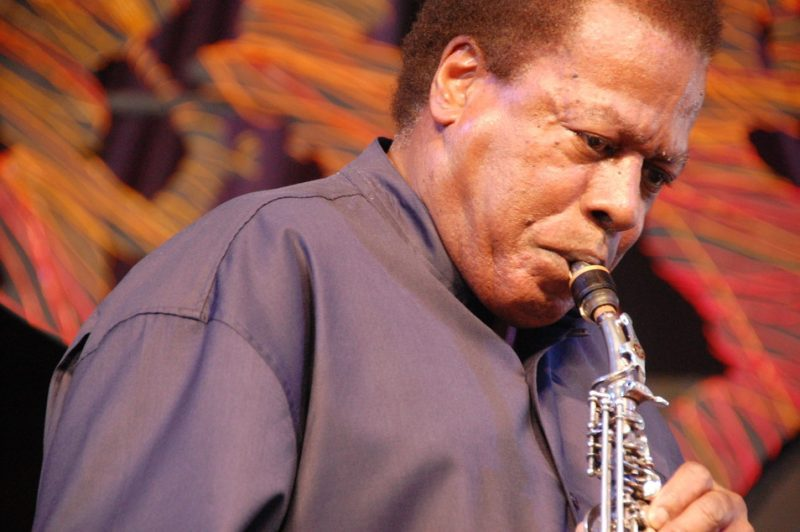 Wayne Shorter at New Orleans Jazz Fest 2013