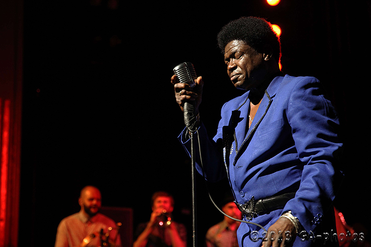 Charles Bradley and His Extraordinaires at the Apollo; May 2013