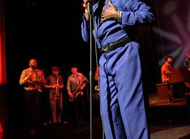 Photos: Charles Bradley at the Apollo