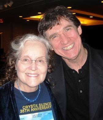 Gayle Moran & Russ Davis