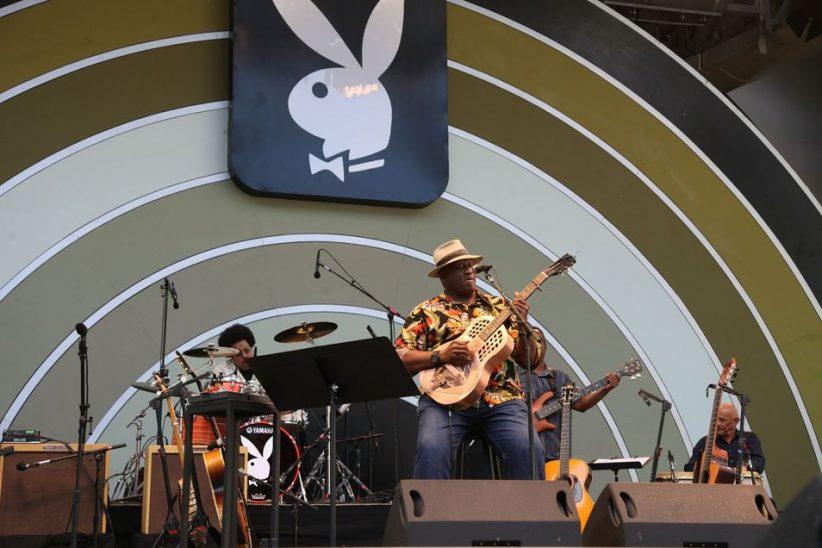 35th Playboy Jazz Festival Showcases Diverse Array of Talent