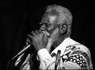Pharoah Sanders at the DC Jazz Festival