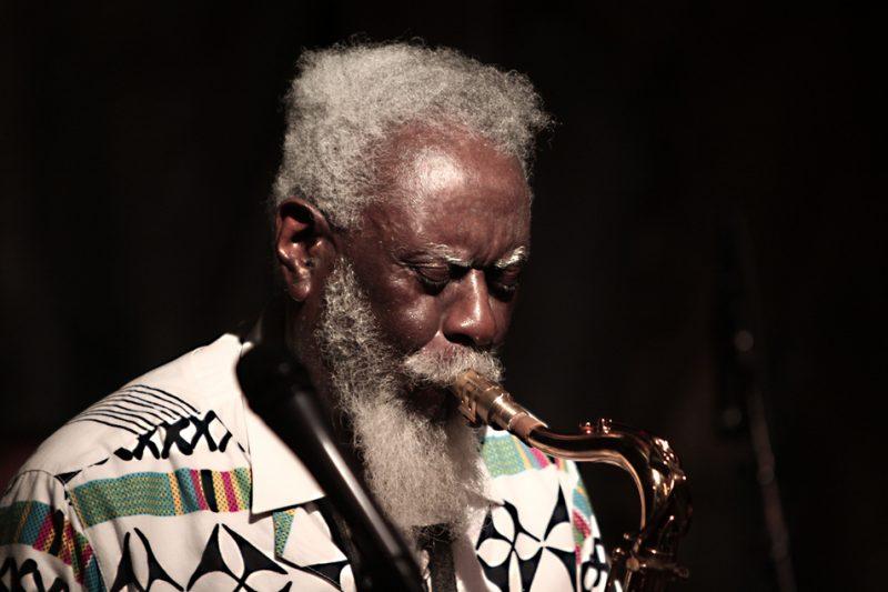 Pharoah Sanders, DC Jazz Festival, 2013