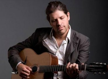 Guitarist Stephane Wrembel and Band to Visit Nigeria for U.S. State Dept.