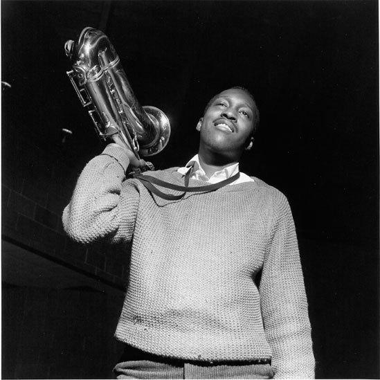 Hank Mobley in 1960