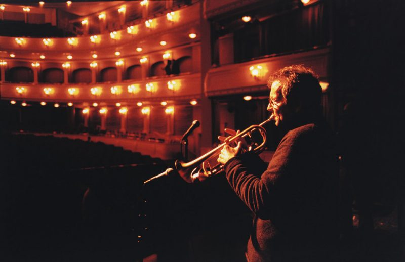 Herb Alpert at the Bass Performance Hall in Fort Worth, Texas 2000