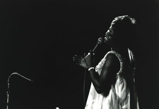 Sarah Vaughan at the 1971 Monterey Jazz Festival image 0