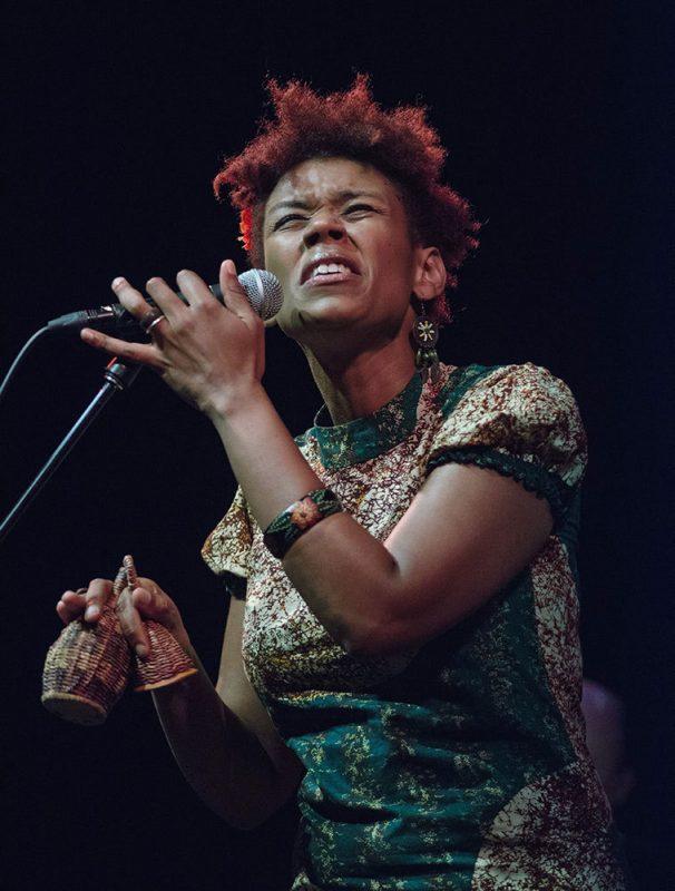 Carmen Souza, TD Ottawa Jazz Festival, 2013