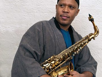 Before & After with Steve Coleman