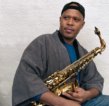 Steve Coleman (photo: Tracy Collins)