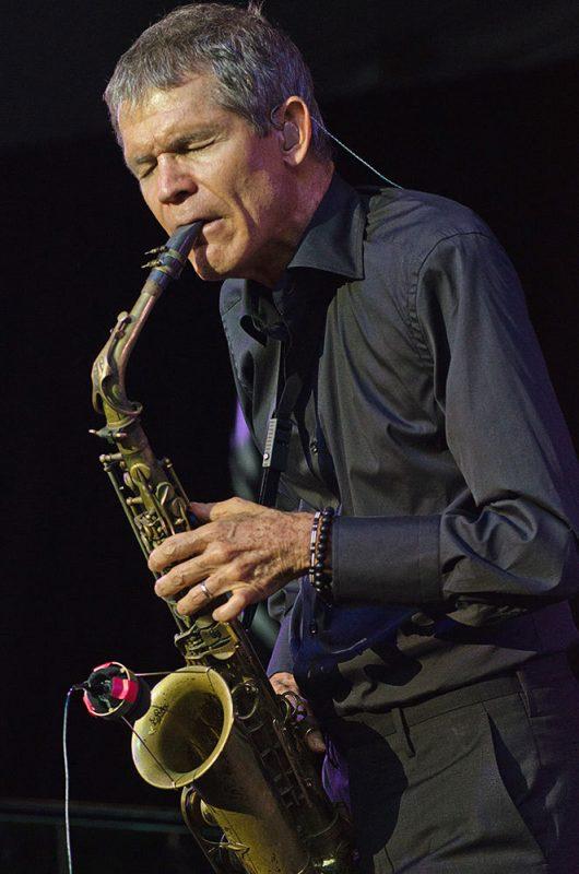 David Sanborn, TD Ottawa Jazz Festival, 2013