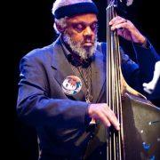 Henry Grimes, Jazz for Obama concert, NYC, 10-12 image 0