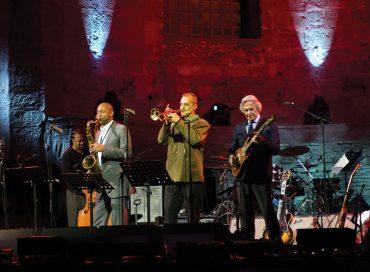 International Jazz Day Brings A Worldwide A-List To Turkey