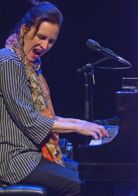 Patricia Barber, TD Ottawa Jazz Festival, 2013