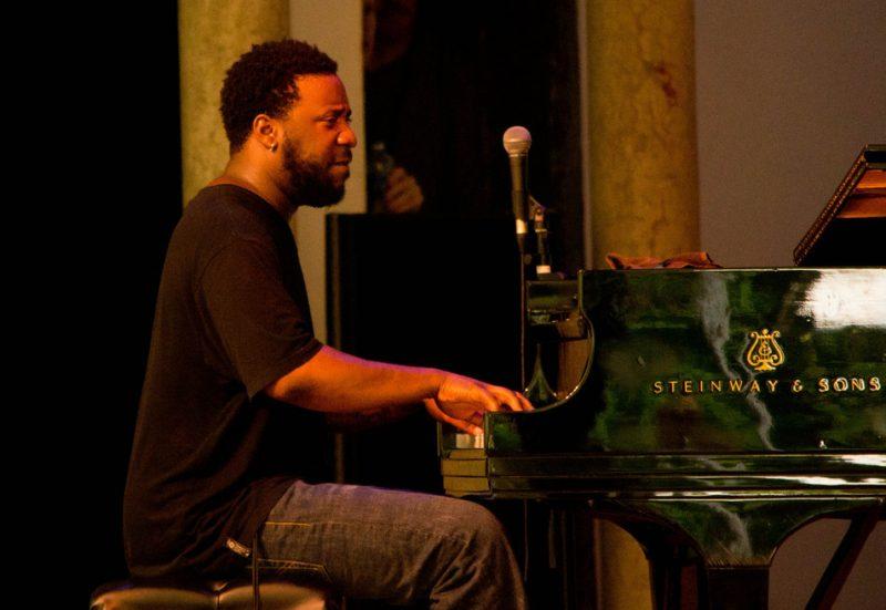 Robert Glasper, Caramoor Jazz Festival, 8-11