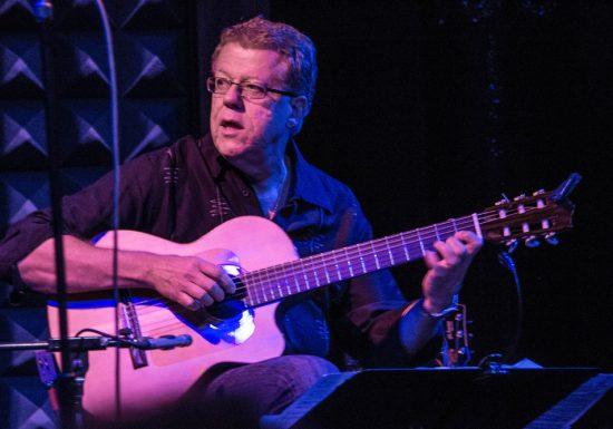 Romero Lubambo, Joe's Pub, NYC, 9-12 image 0