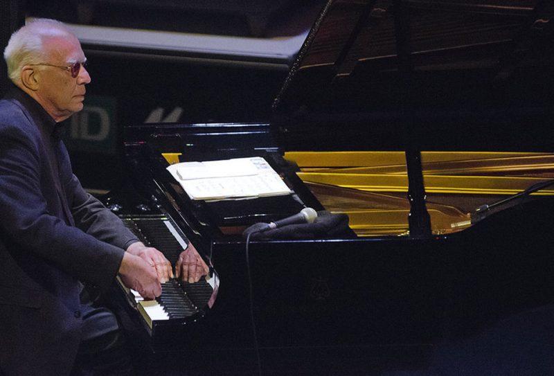 Steve Kuhn, TD Ottawa Jazz Festival, 2013