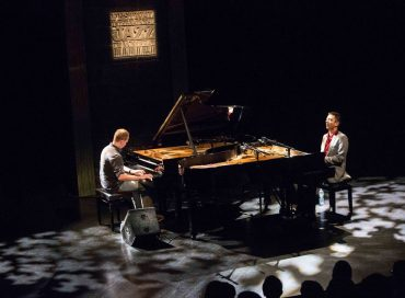 Concert Review: Vijay Iyer Duo with Craig Taborn at Montreal Jazz Festival