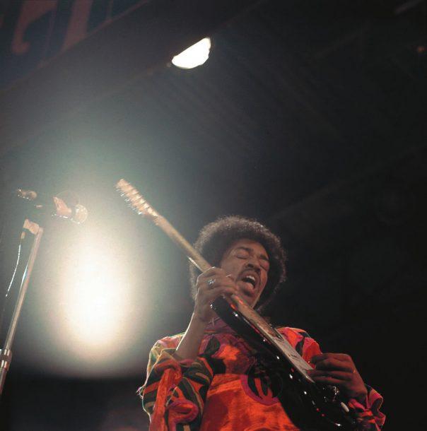 Jimi Hendrix (photo: David Redfern)