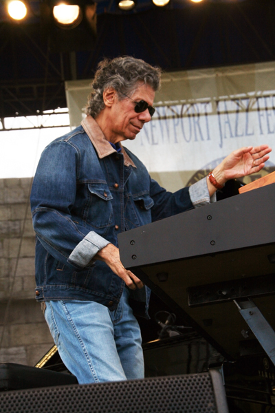 Chick Corea at the 2013 Newport Jazz Festival