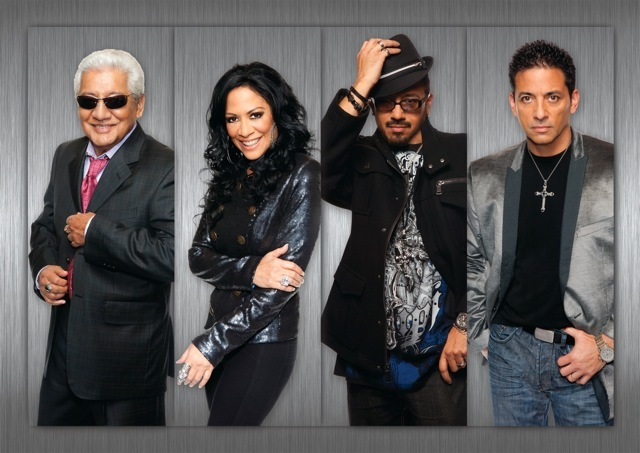 Latin Jazz artists Pete Escovedo, Peter Michael Escovedo, Sheila E., and Juan Escovedo will be feted by the Los Angeles Jazz Society as the 2013 Jazz Tribute Honorees.