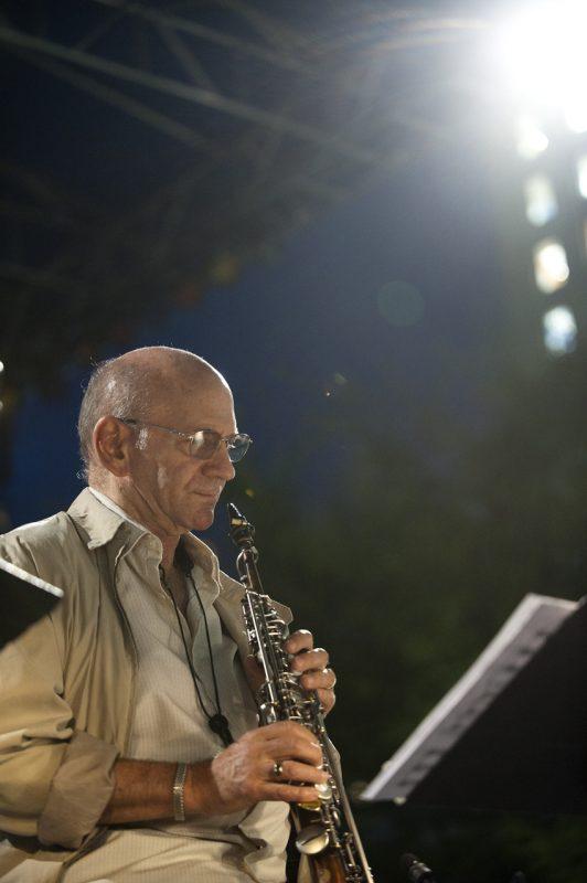 Dave Liebman, Detroit Jazz Festival 2013
