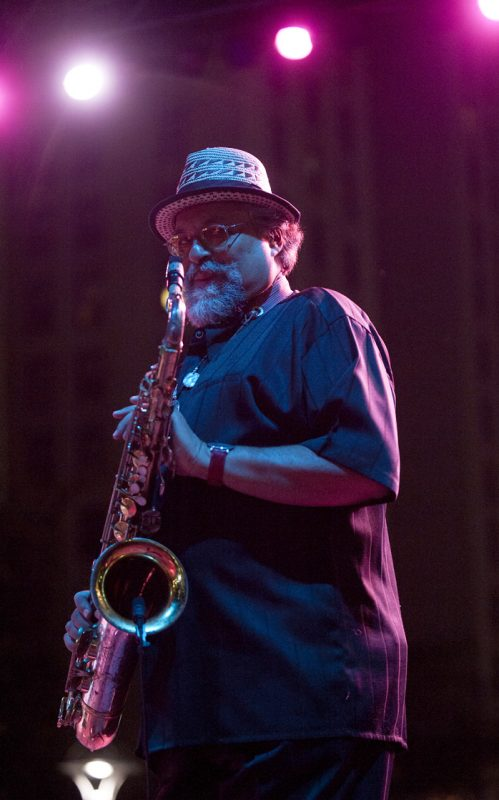Joe Lovano, Detroit Jazz Festival 2013