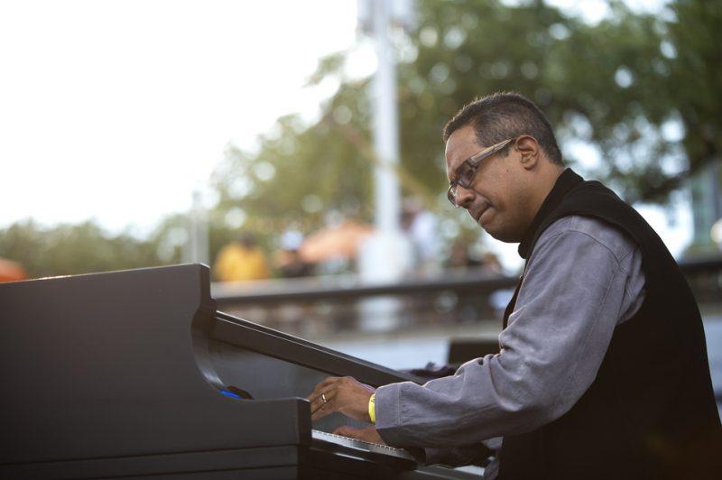 Danilo Perez, Artist in Residence at the 2013 Detroit Jazz Festival