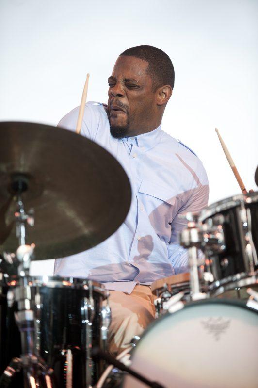Karriem Riggins, Detroit Jazz Festival 2013