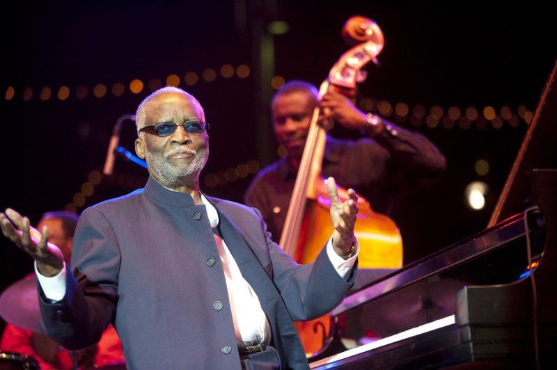 Ahmad Jamal, Detroit Jazz Festival 2013