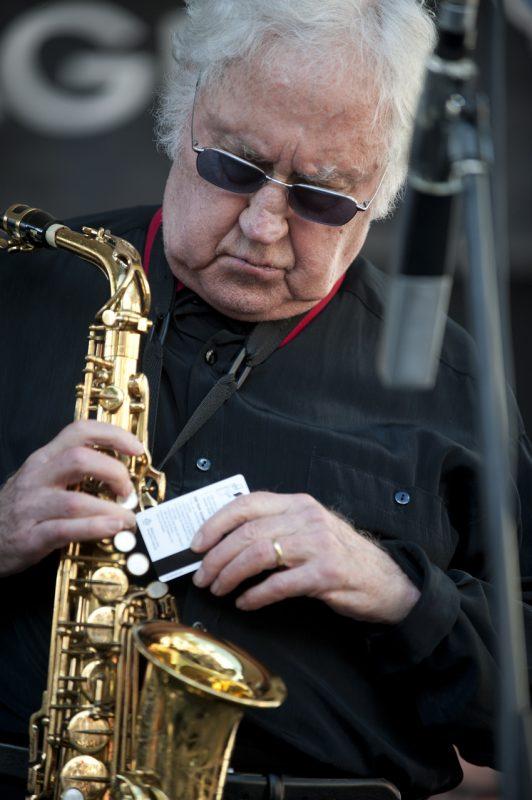 Lee Konitz, Detroit Jazz Festival 2013