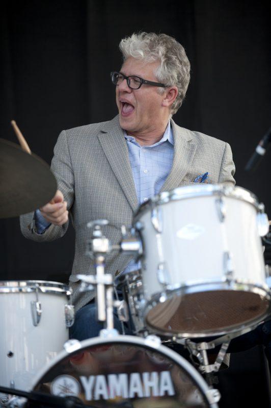 Matt WIlson, Detroit Jazz Festival 2013