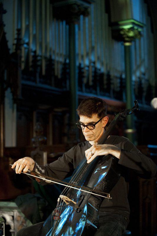 Matt Brubeck, Guelph Jazz Festival 2013
