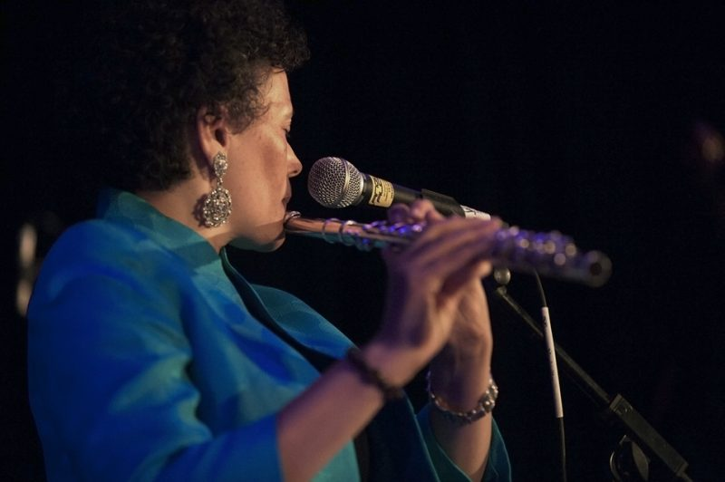 Nicole Mitchell, Guelph Jazz Festival 2013