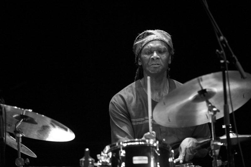 Hamid Drake, Guelph Jazz Festival 2013