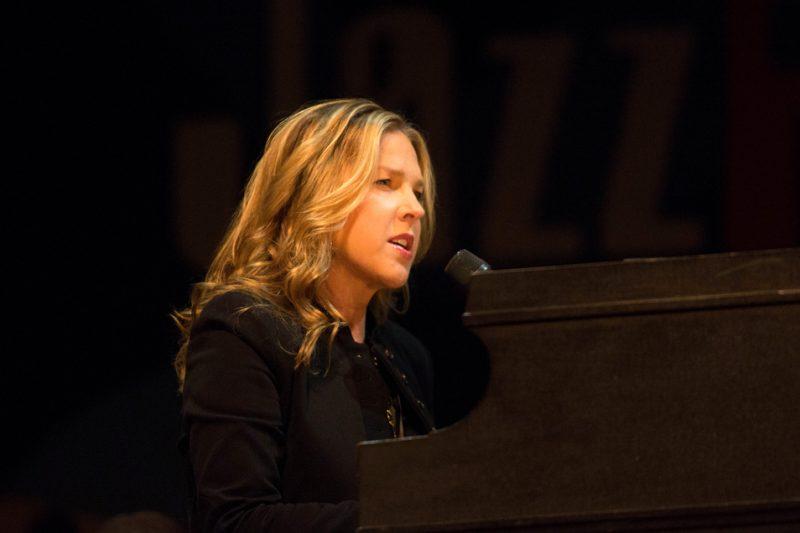 Diana Krall, Monterey Jazz Festival 2013